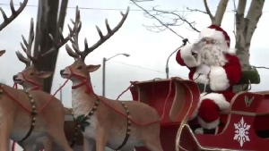 Christmas parades are a longstanding tradition in many Maritime communities, but in some places this year Santa won't be coming to town at the end of a parade because of concerns about COVID-19.