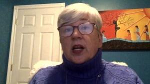 Bernadette Jordan