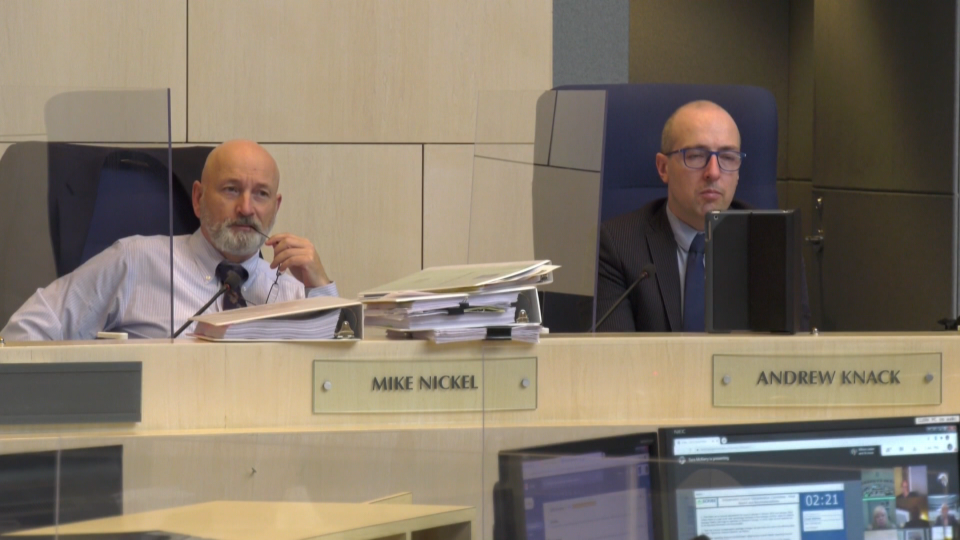 salary, council, Mike Nickel, Andrew Knack