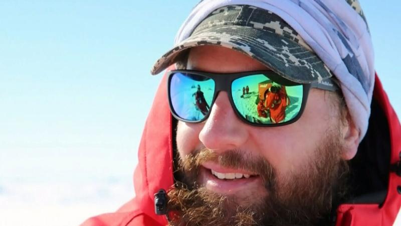 Arctic research exploration