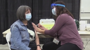 Flu shots ready to go in Sask.