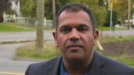 Saanich election candidate target of racism