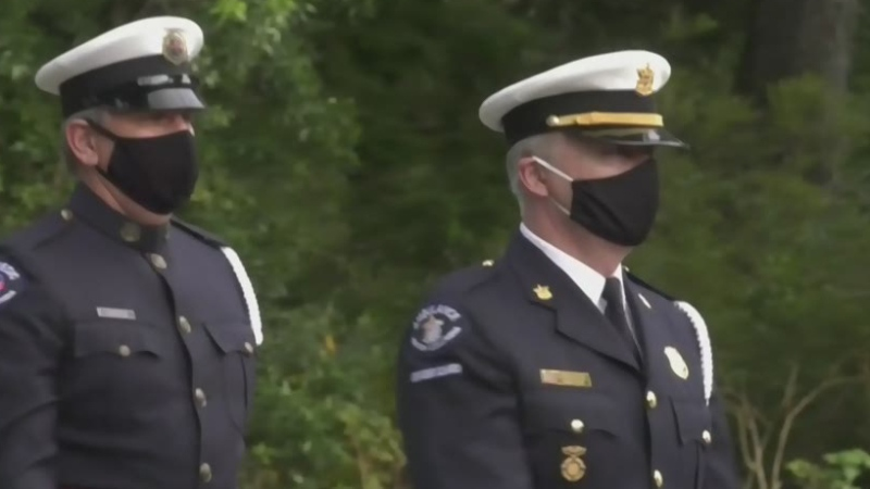 BC Ambulance Service honours death of 2 paramedics