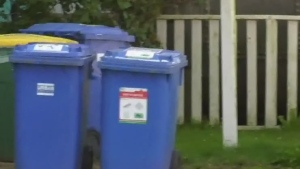 Human remains found in Vancouver recycling bin