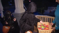 Top doctors weigh in on trick-or-treating