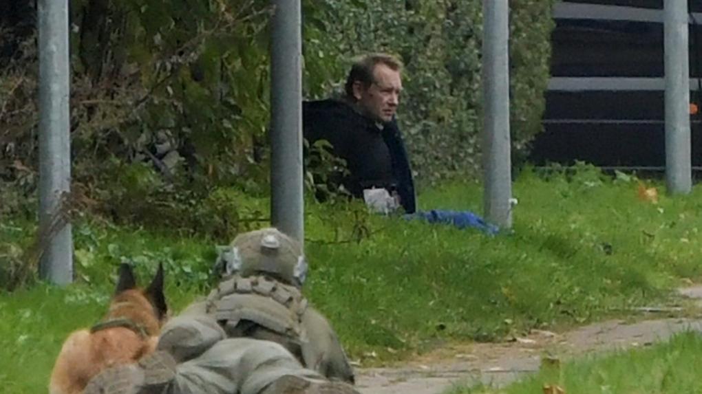 Peter Madsen prison escape