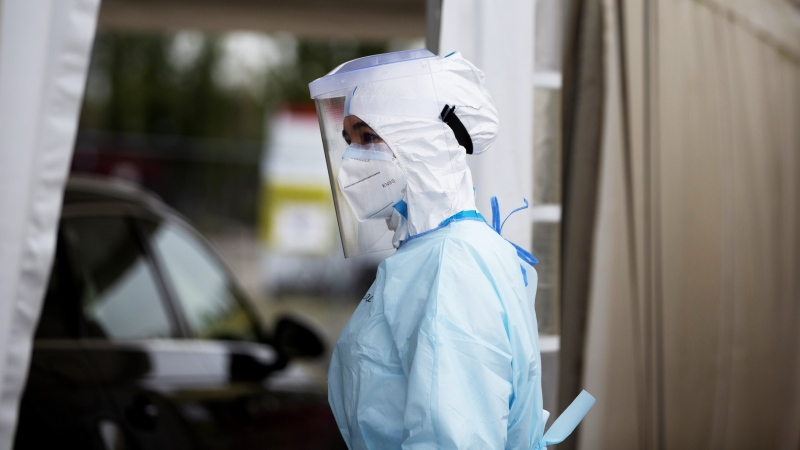 Ontario COVID, coronavirus cases