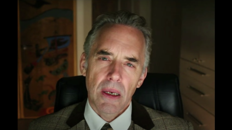 Controversial Canadian professor and self-help guru Jordan Peterson says he's back in Toronto and 'in much better health' after more than a year struggling with complications related to drug dependency. (YouTube/Jordan B Peterson)