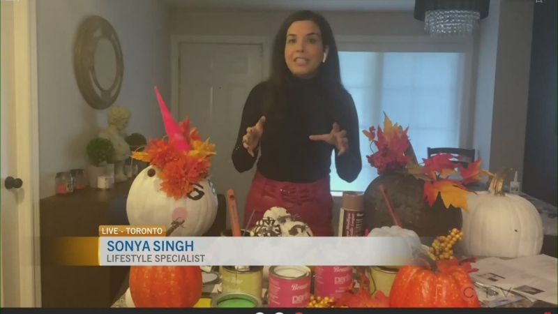 CTV Morning Live Singh Oct 20
