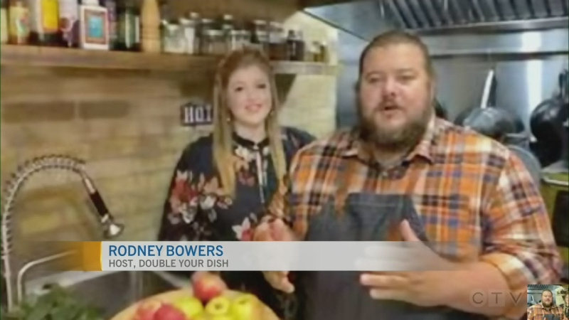 CTV Morning Live Bowers Oct 20