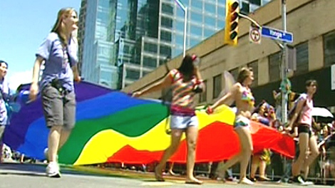 There will be a massive party in 2014 when Toronto hosts World Pride.