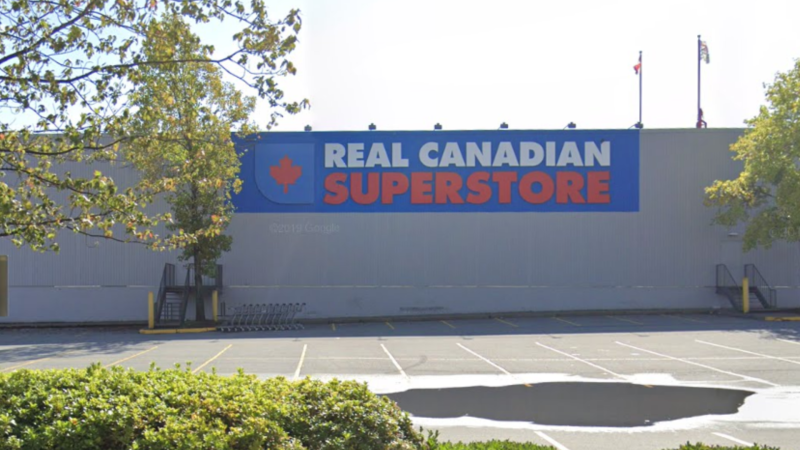 Superstore on King George Boulevard in Surrey. (Google Maps)