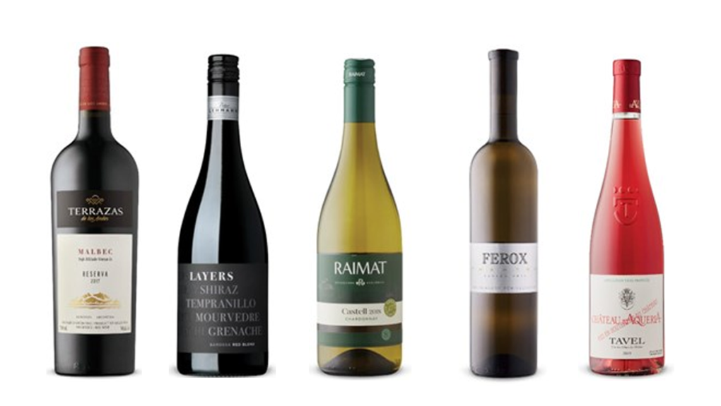 Natalie MacLean's Wines of the Week - Oct.19, 2020