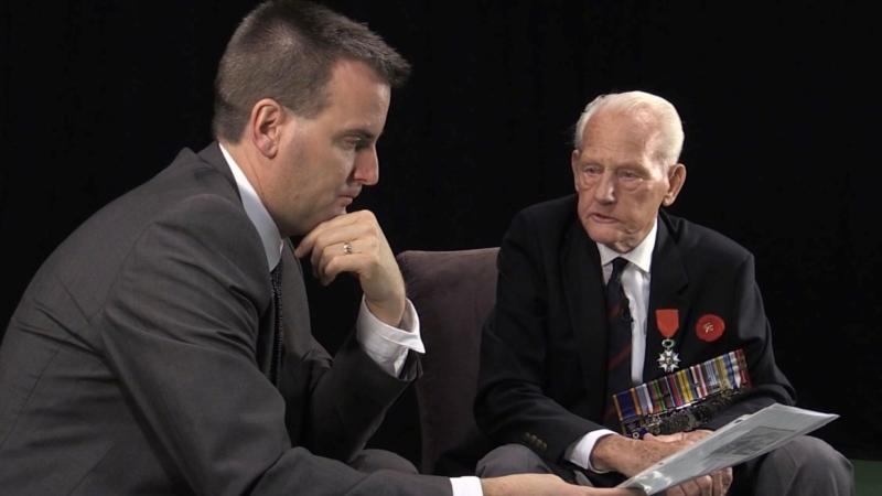 Veteran Pete Schussler speaks with CTV London's Sean Irvine during a 2016 feature interview.