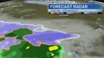 Partly sunny skies with some cooler temperatures before some rain and snow in northeastern Ontario. Will Aiello has the weather details.