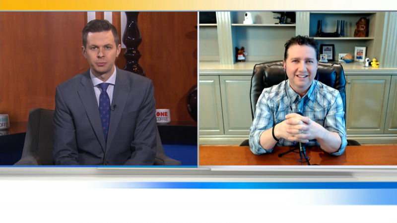 "Tech Expert Marc Saltzman has options to make your house ""smarter"" while working and schooling from home!"
