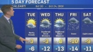 Snow expected to continue