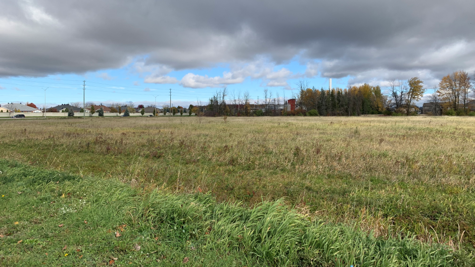 Land for new Riverside South High School