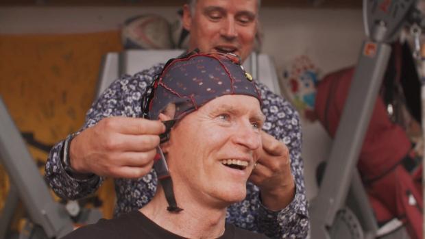 'It's a hidden pathway to your brain': Experimental treatment helping Canadian veteran rebuild brain