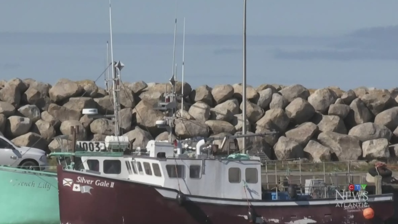 Police step up presence in N.S. amid lobster fishing dispute
