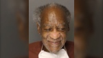 This Tuesday, Sept. 4, 2020, inmate photo provided by the Pennsylvania Department of Corrections shows Bill Cosby. (Pennsylvania Department of Corrections via AP)