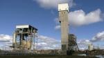 Stobie Mine is coming down