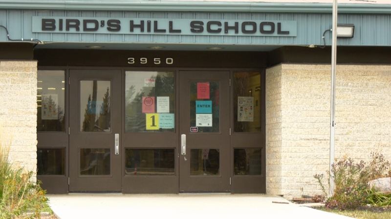 COVID-19 outbreak declared at Manitoba school