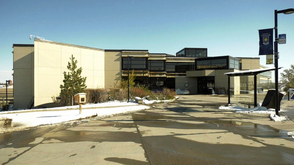 University of Lethbridge campus