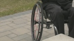 Accessibility at Manitoba's courthouses