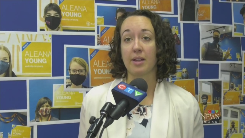 Sask Party, NDP address crime