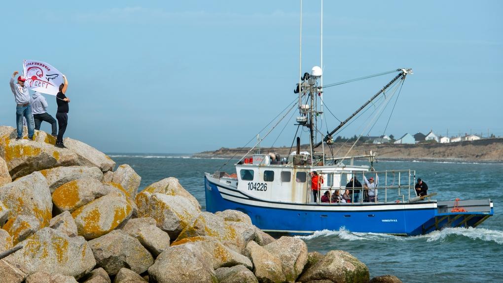 Indigenous lobster fishery