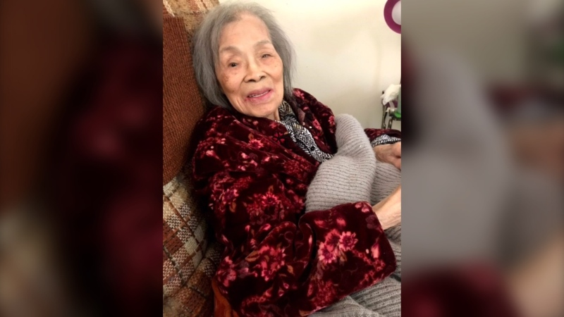 Pak Lee (pictured) moved into Parkview Place at the age of 102. She died of COVID-19 less than one month later. (Submitted: Albert Lee)