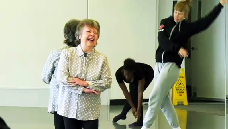 She's the co-founder of Decidedly Jazz Danceworks, and this week's Inspired Albertan: Vicki Adams Willis. Darrel Janz reports.
