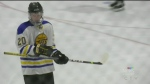Stonewall hockey team joins anti-suicide program