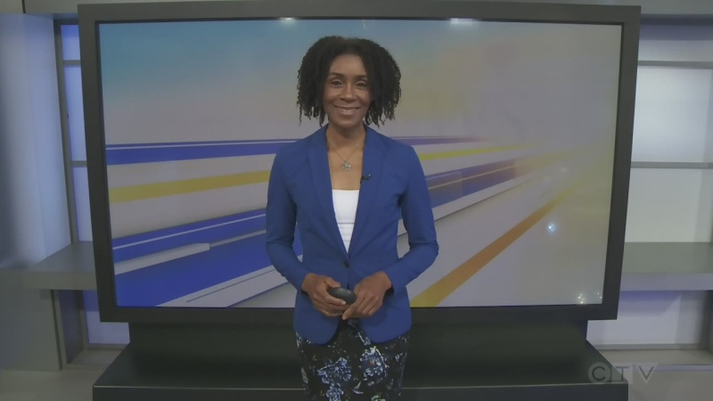 CTV Morning Live Weather Oct 21
