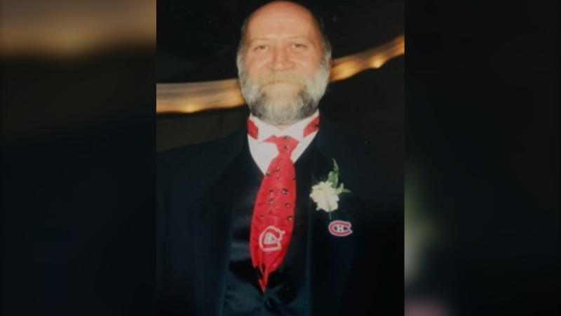 Fernand Michel, 66, was killed in a crash on Hwy 11 Oct. 18/20. (ObitTree)