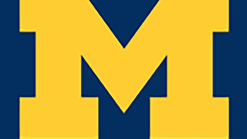 University of Michigan logo. (Courtesy University of Michigan)