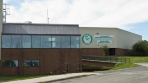 Dalhousie Regional High School confirmed in a letter to parents on Tuesday that a second positive COVID-19 case had been identified at the school. (Photo via: Dalhousie Regional High School website)