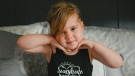 Michal and Jackie Borkowski's daughter, Isabelle, was diagnosed with diffuse intrinsic pontine glioma or DIPG in April.