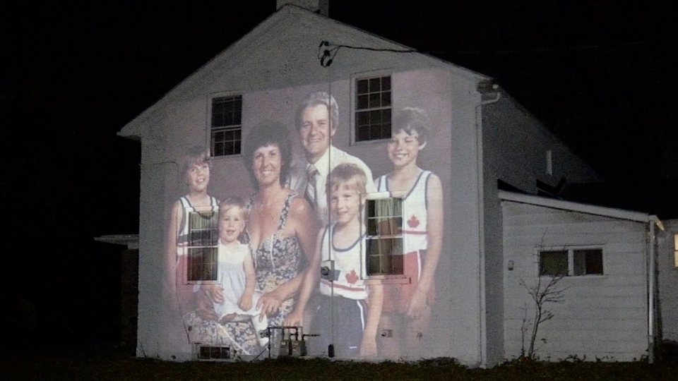 Photo projections