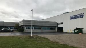 CIMC Vanguard in Sarnia, Ont. is seen Wednesday, Oct. 21, 2020. (Sean Irvine / CTV News)