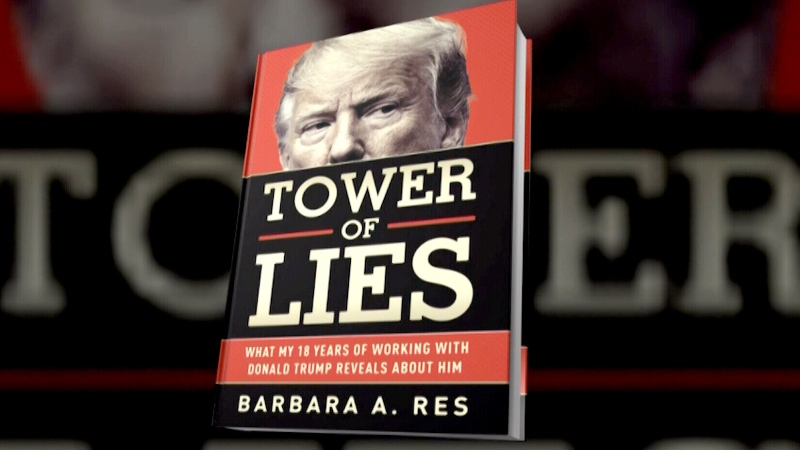 Long-time Trump associate pens new book