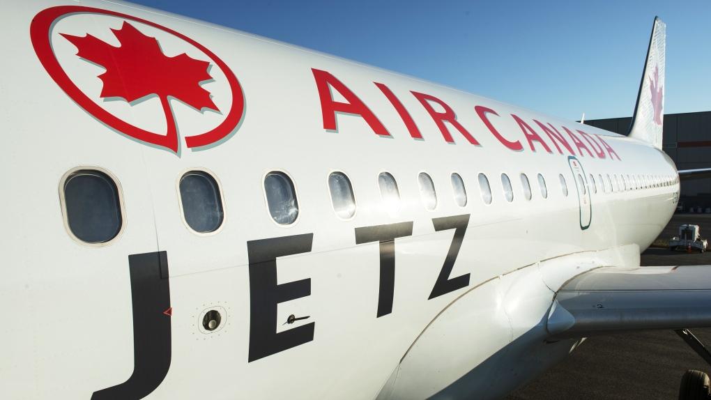 Air Canada Jetz Booking