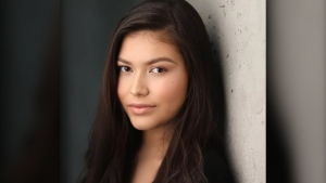 "Alyssa Wapanatahk, originally from Alberta, will play Indigenous princess Tiger Lily in Disney's upcoming live-action film ""Peter Pan and Wendy."" (Supplied photo)"