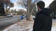 Kellen Hodgins' video of Regina drivers is gaining attention on Tik Tok, (Stefanie Davis / CTV News Regina)