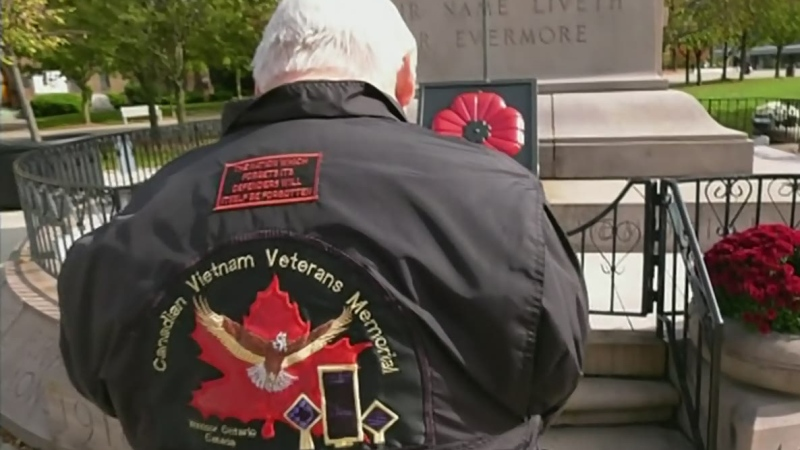 Exclusive: Invite only Remembrance Day ceremony