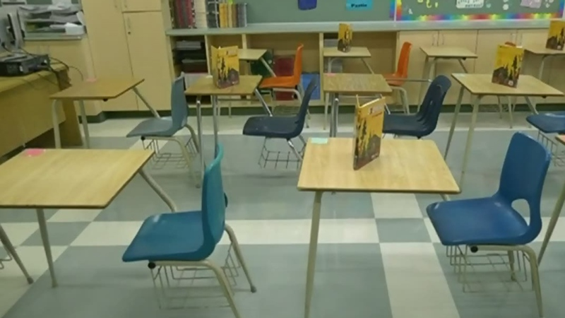 Thousands of students head back to classrooms