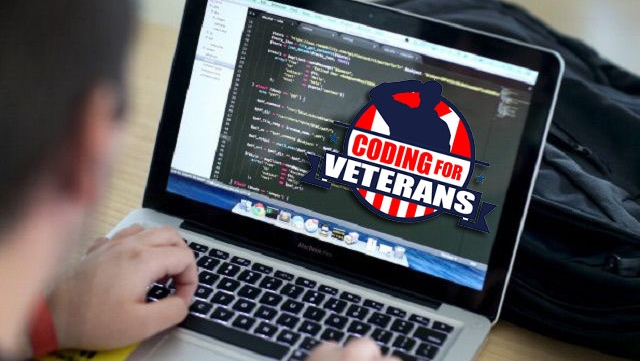 The 'Coding for Veterans' program is offering Canadians who have served in the military the opportunity to learn a new skill and potentially land a new job. (Coding for Veterans)