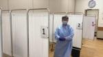 COVID-19 testing centre