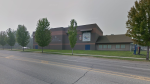 Ecole de l'Anse-au-sable in Kelowna, B.C., is pictured in this image from Google Street View.